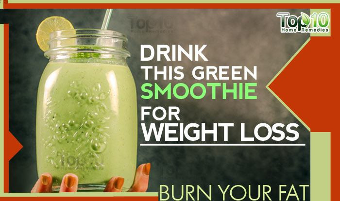 Green Smoothie Recipes For Weight Loss  DIY Delicious Weight Loss Smoothie