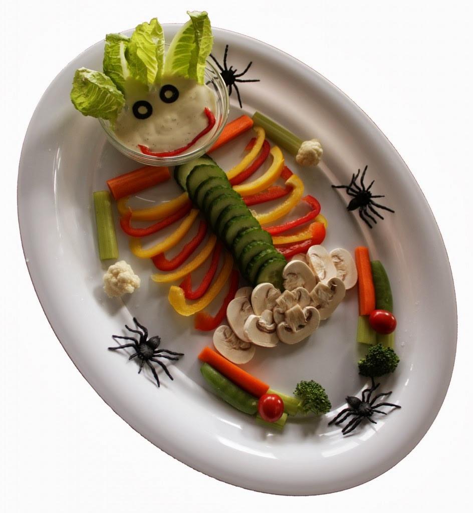 Halloween Healthy Snacks  30 Delicious Halloween Snacks