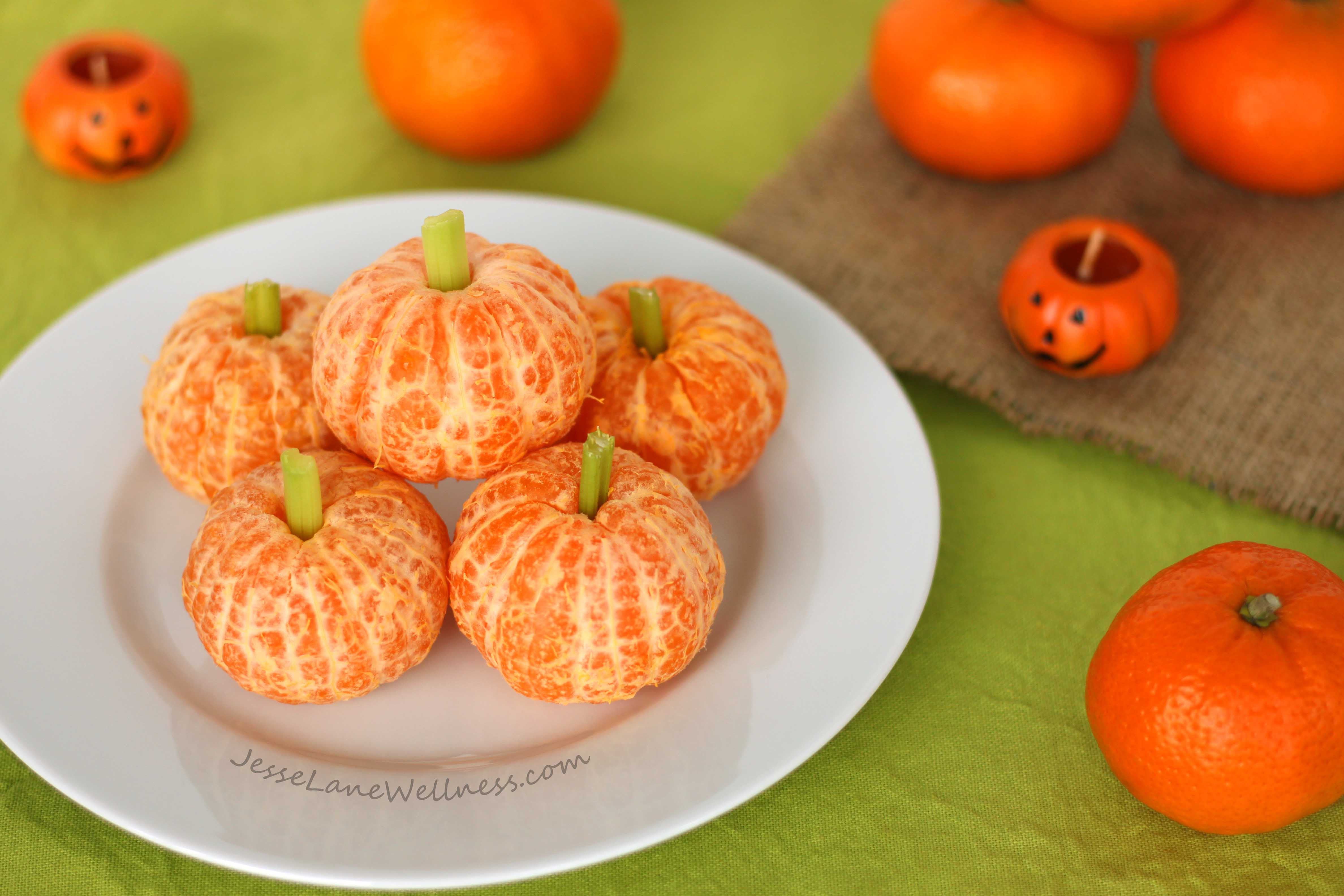 Halloween Healthy Snacks  Healthy Halloween Snacks Roundup by Jesse Lane Wellness