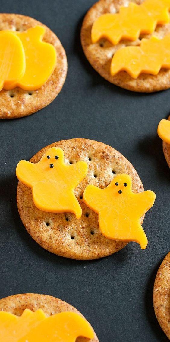 Halloween Healthy Snacks  Spooky Snacks and Healthy Halloween Treats Peas and