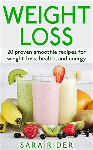 Healthiest Smoothies For Weight Loss  smoothie recipes for weight loss