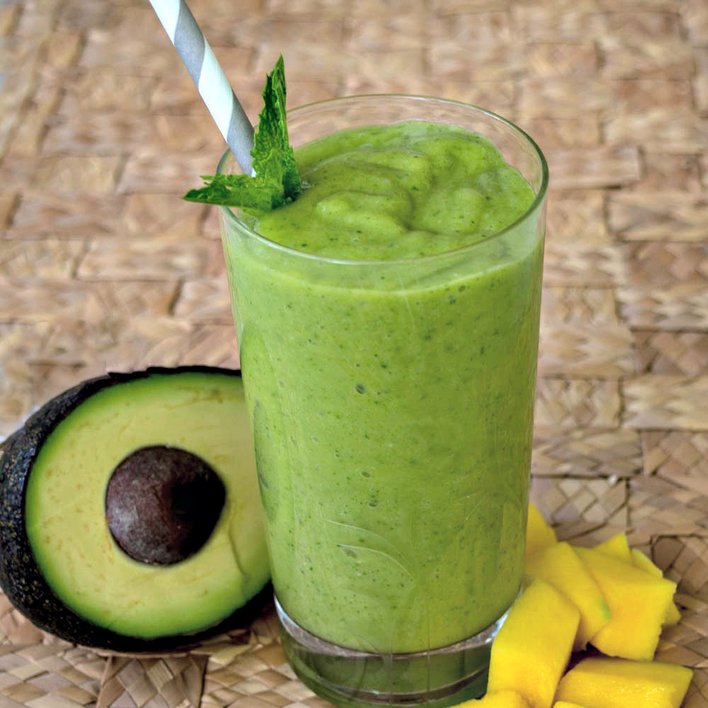 Healthy Avocado Smoothie Recipes  Anti Aging Avocado Smoothie