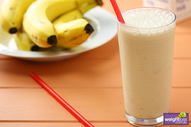 Healthy Banana Smoothies For Weight Loss  Banana Smoothie