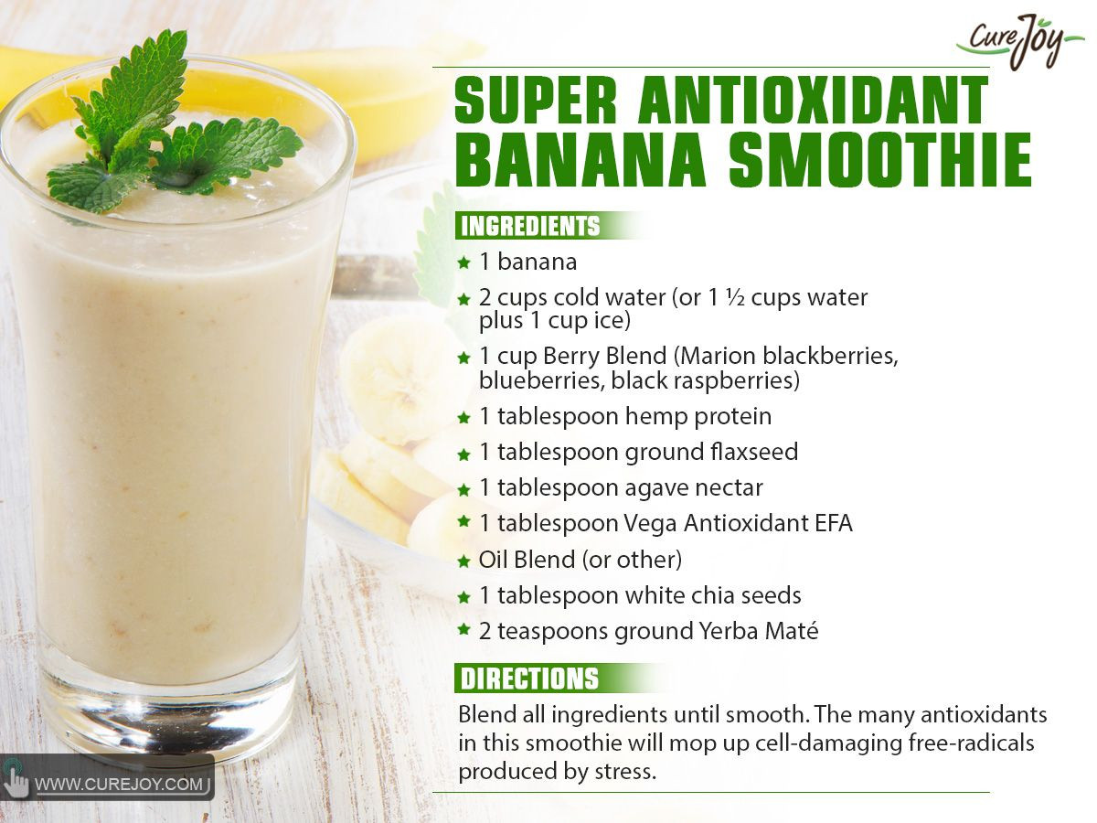 Healthy Banana Smoothies For Weight Loss  15 Easy And Healthy Banana Smoothie Recipes For Weight