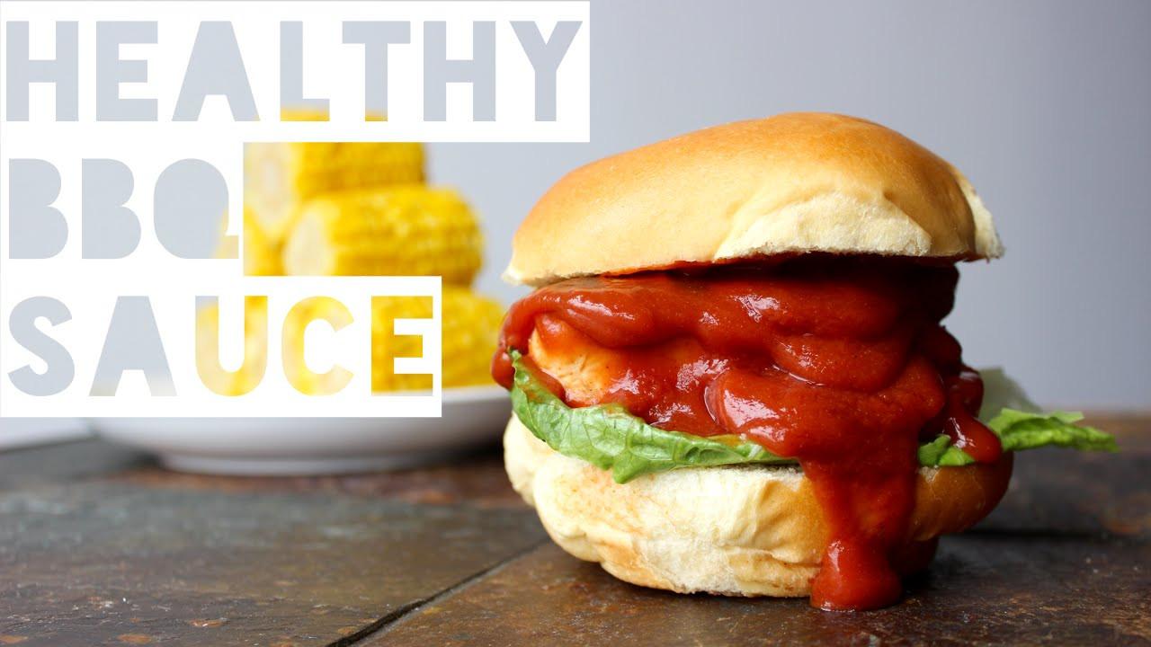 Healthy Bbq Sauce Recipe  Healthy BBQ Sauce Recipe