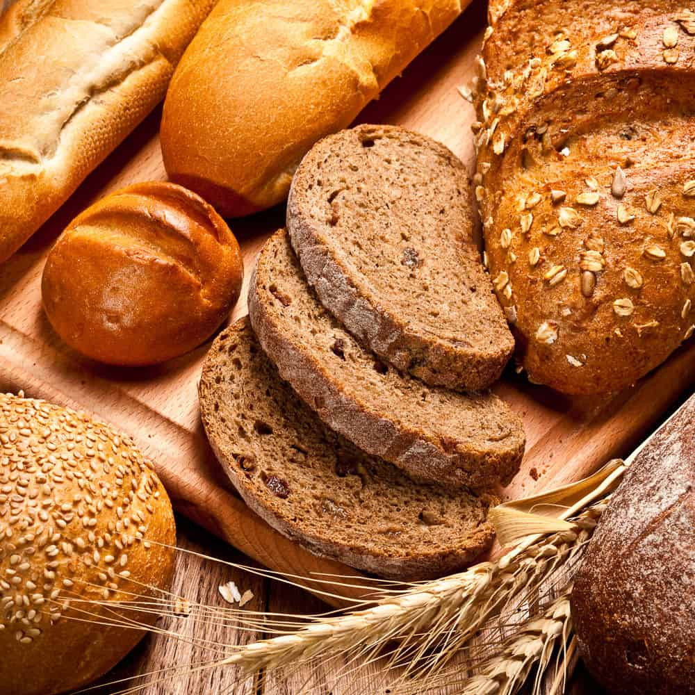 Healthy Bread Options  6 Alternatives to White Bread and Rice