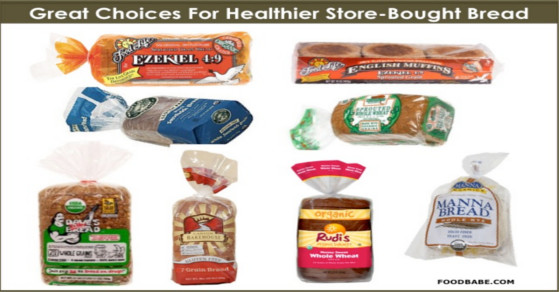 Healthy Bread Options  Before You Ever Buy Bread Again…Read This And Find The