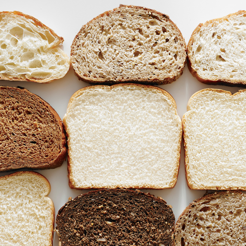 Healthy Bread Options  How to Make Good Carb Choices Throughout the Day Cooking