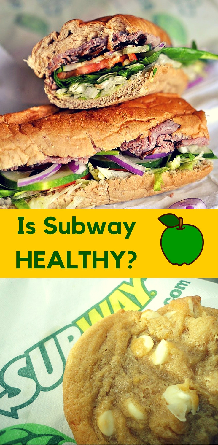 Healthy Bread Options  Subway Is Not Healthy