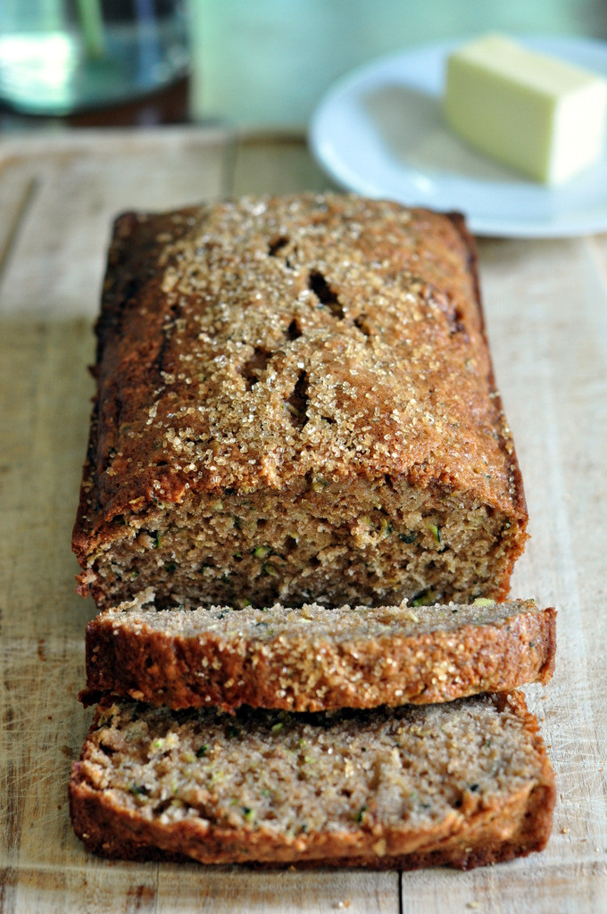 Healthy Bread Recipes  Healthy Zucchini Bread Recipe