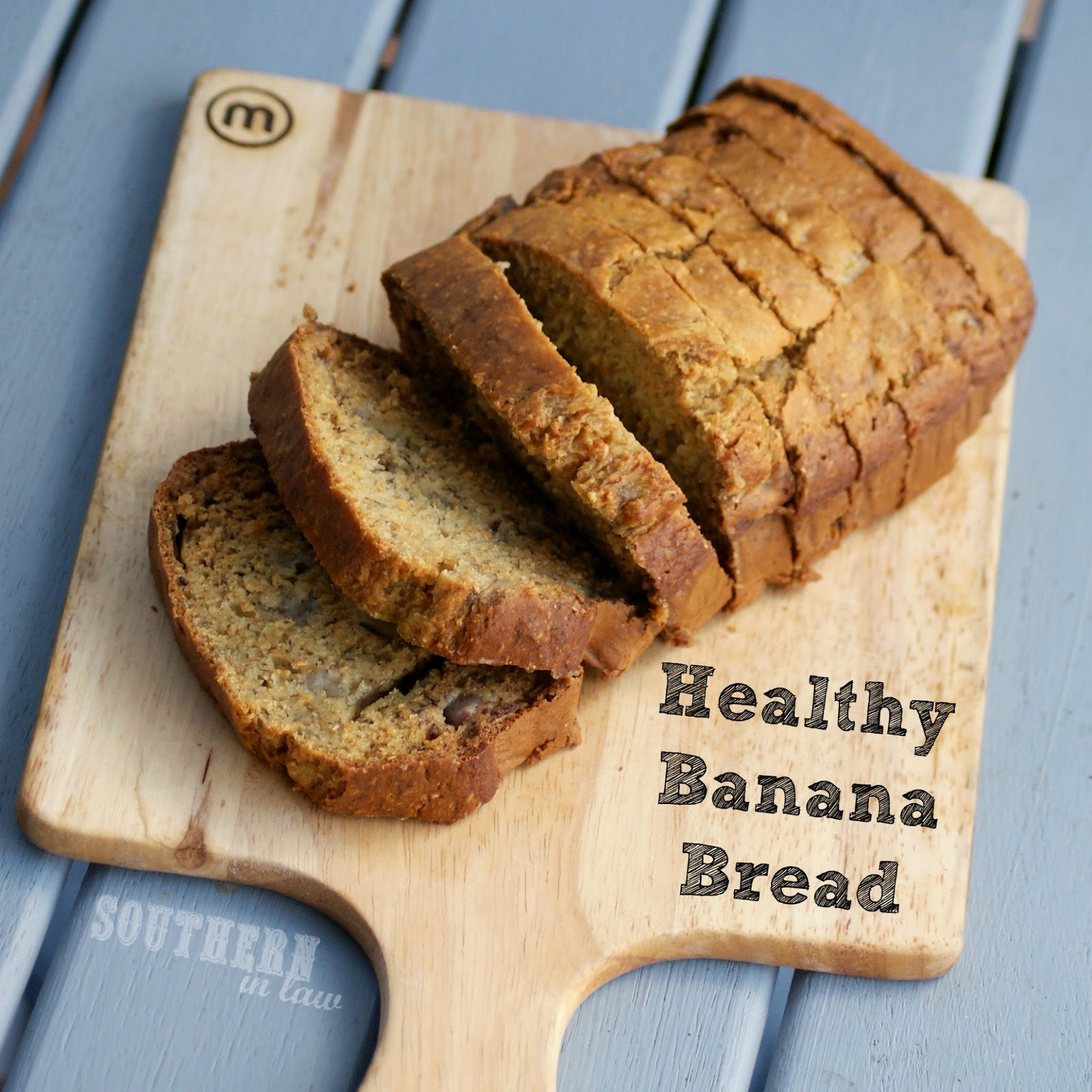 Healthy Bread Recipes  Southern In Law Recipe Healthy Banana Bread