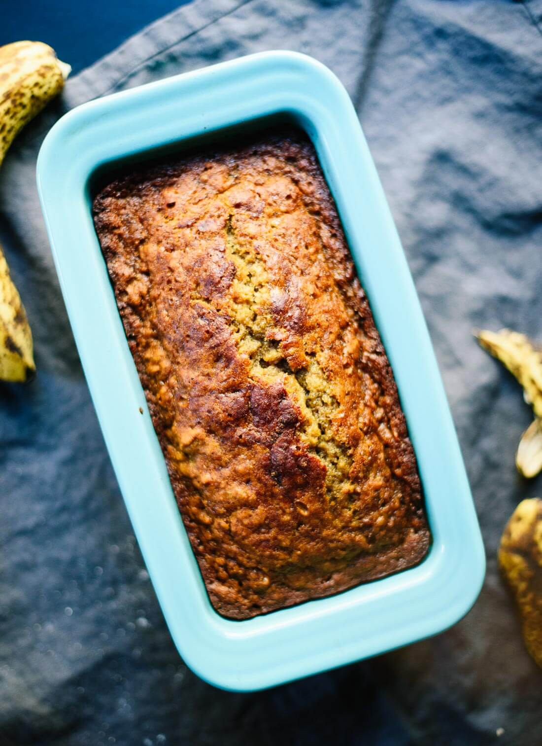 Healthy Bread Recipes  Healthy Banana Bread Recipe Cookie and Kate