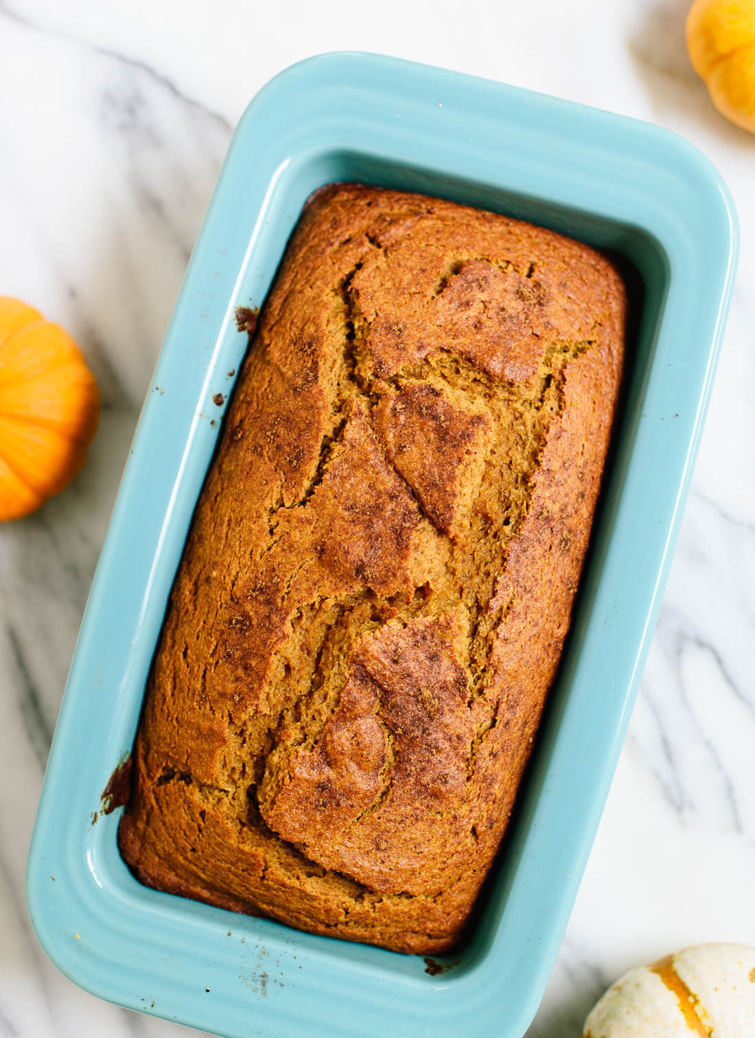 Healthy Bread Recipes  Healthy Pumpkin Bread Recipe Cookie and Kate