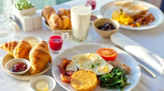 Healthy Breakfast For Diabetics  High Energy Breakfast Modest Dinner Good for Diabetics