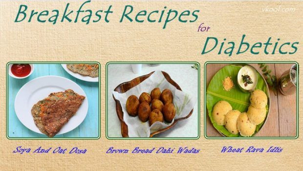 Healthy Breakfast For Diabetics  13 Best Indian Breakfast Recipes For Diabetics