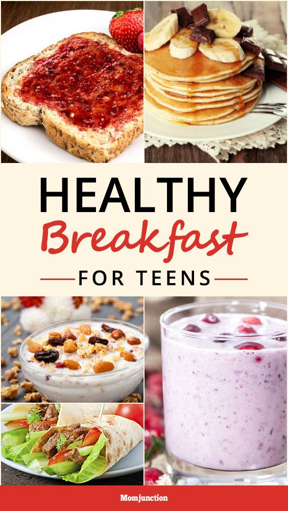 Healthy Breakfast For Teens  396 best Teen Topics images on Pinterest