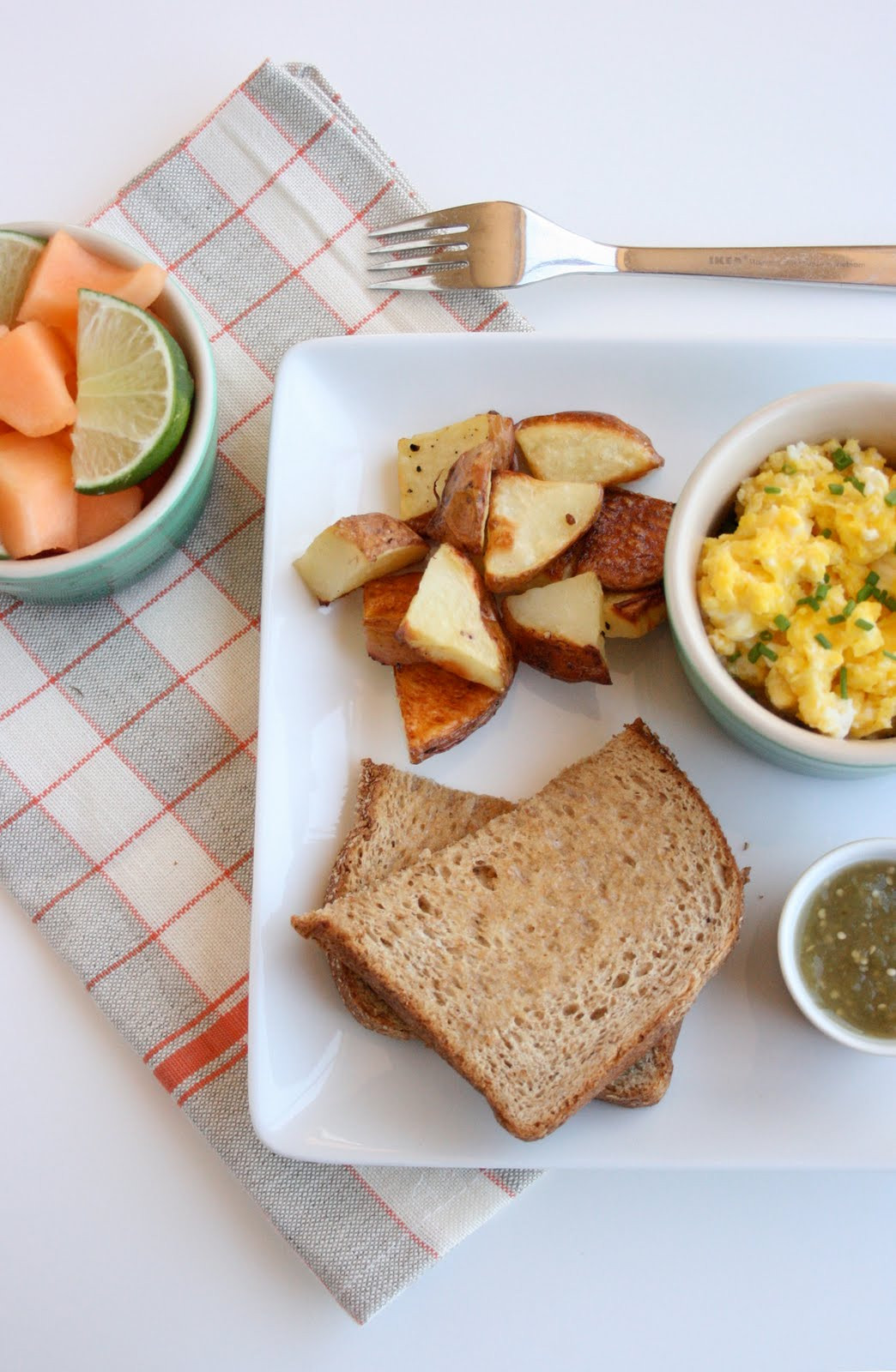 Healthy Breakfast No Eggs  healthy stephmodo Healthy Breakfast Ideas No 2