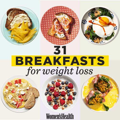Healthy Breakfast Weight Loss  31 Healthy Breakfast Recipes That Will Promote Weight Loss