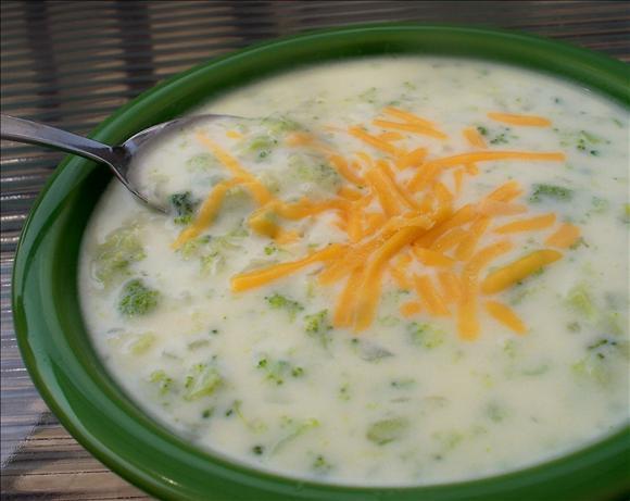 Healthy Broccoli Soup Recipe  Cream Broccoli Soup Recipe Healthy Food