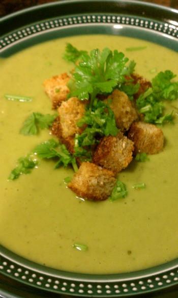 Healthy Broccoli Soup Recipe  46 Amazingly Healthy Soup Recipes FitFluential
