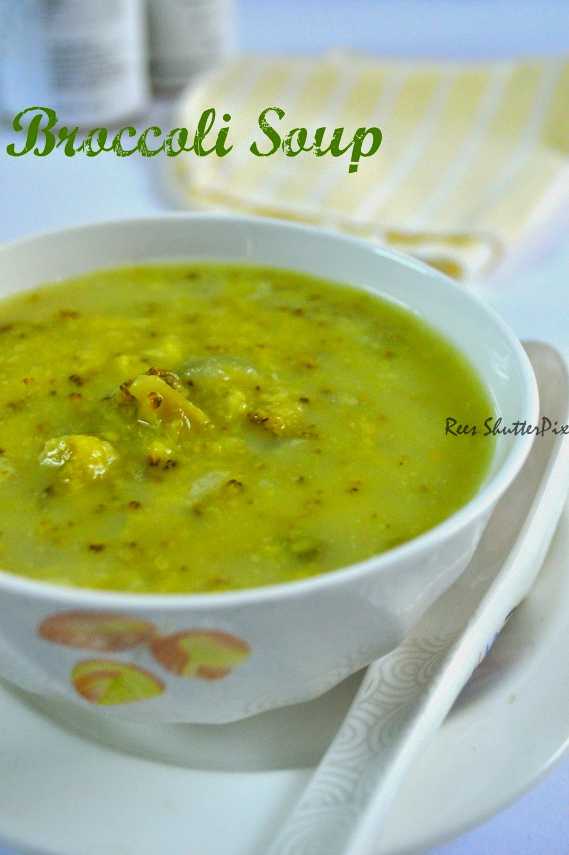 Healthy Broccoli Soup Recipe  Broccoli Soup Recipe Soup Recipes