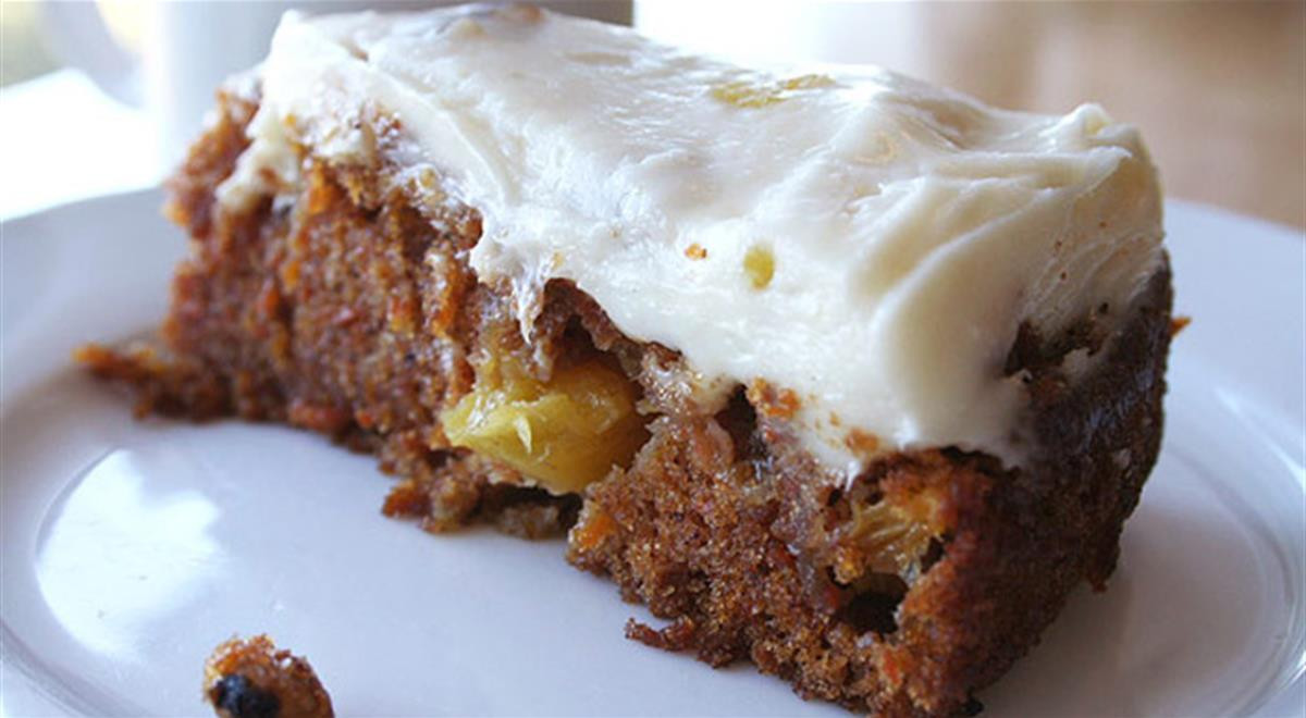 Healthy Carrot Cake Recipe With Pineapple  Carrot Cake Recipe Easy And Healthy Carrot Cake Recipe