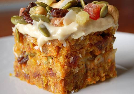 Healthy Carrot Cake Recipe With Pineapple  Healthy Raw Carrot Cake I choose good health