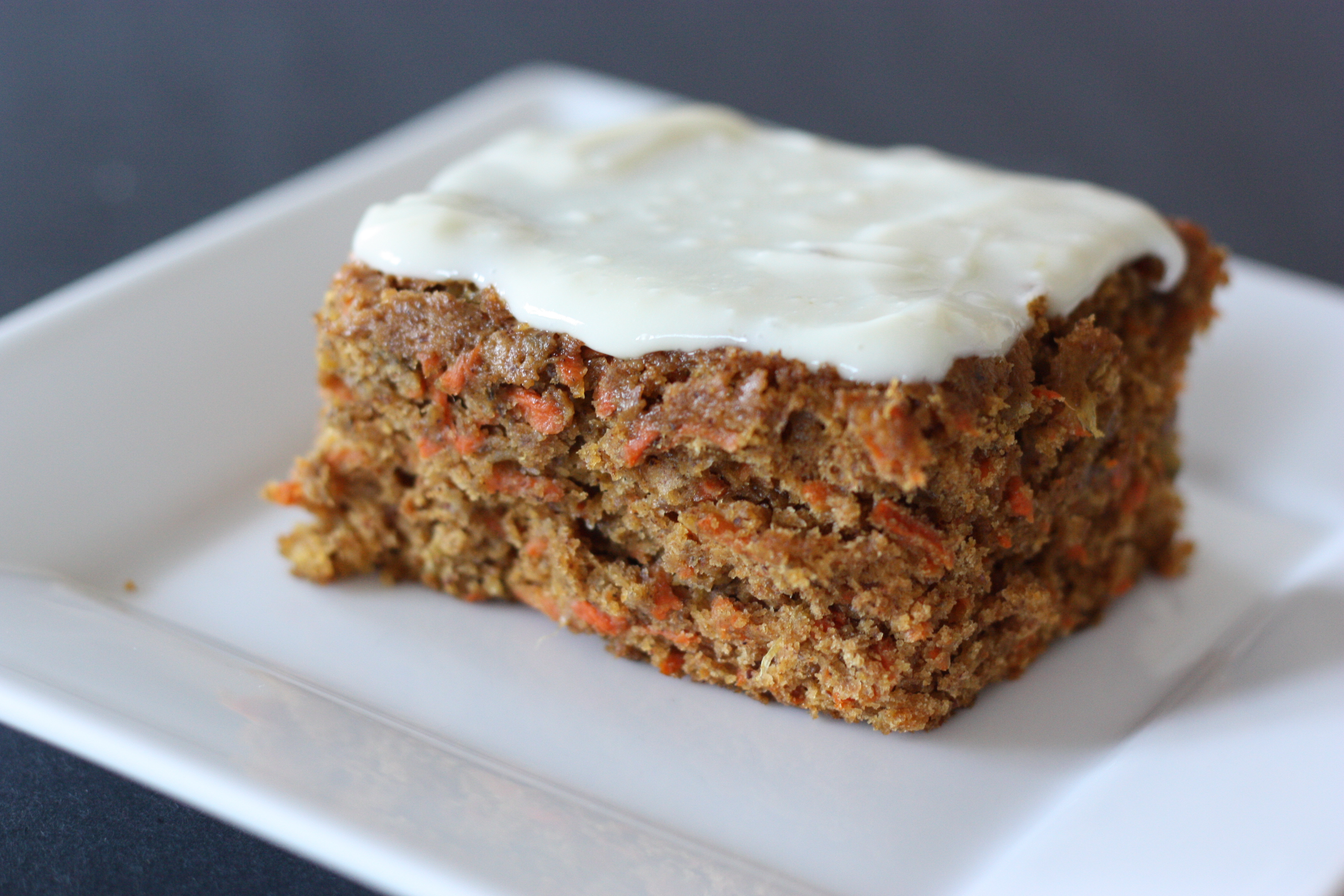 Healthy Carrot Cake Recipe With Pineapple  Healthy Carrot Cake