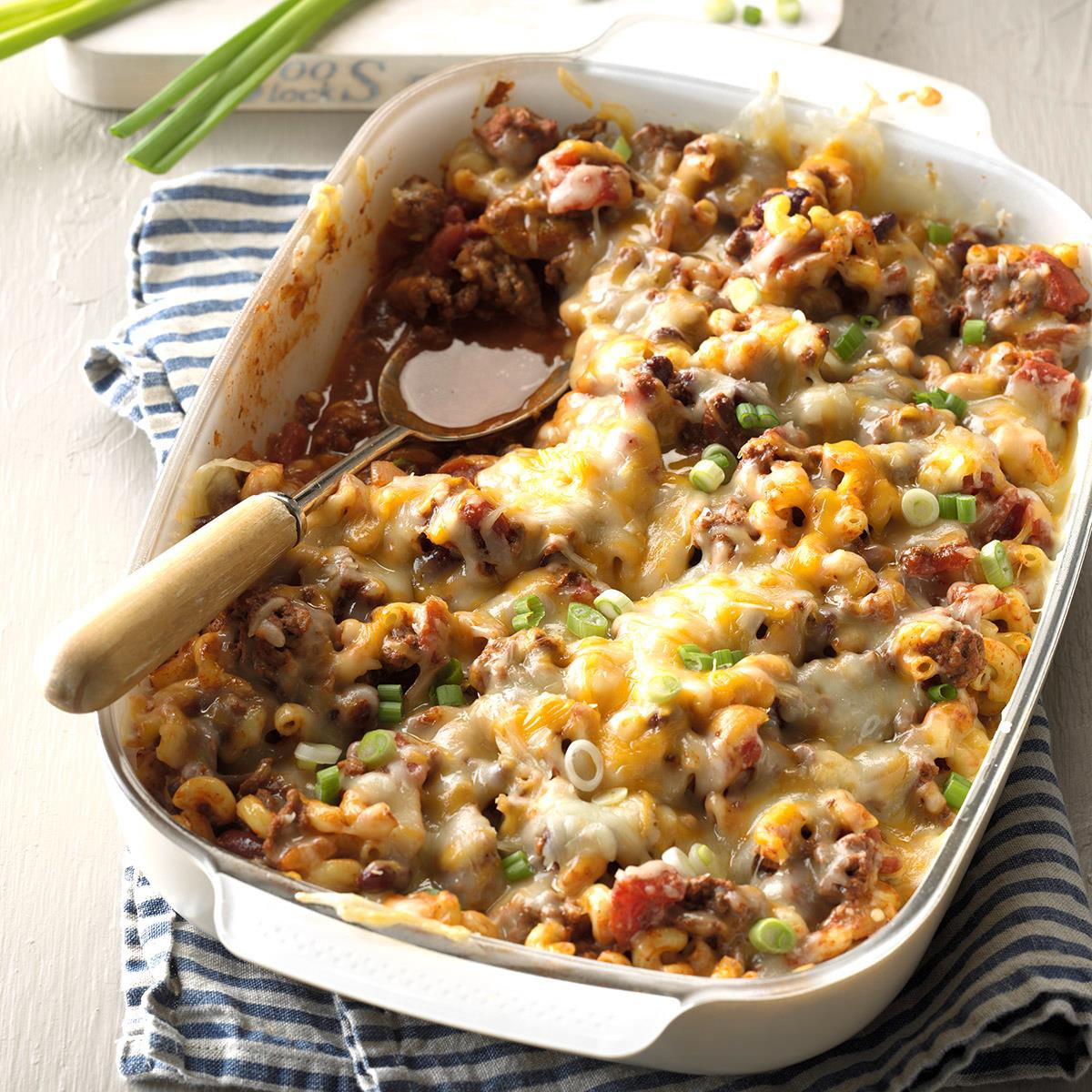 Healthy Casseroles With Ground Beef  47 Healthy Casserole Recipes