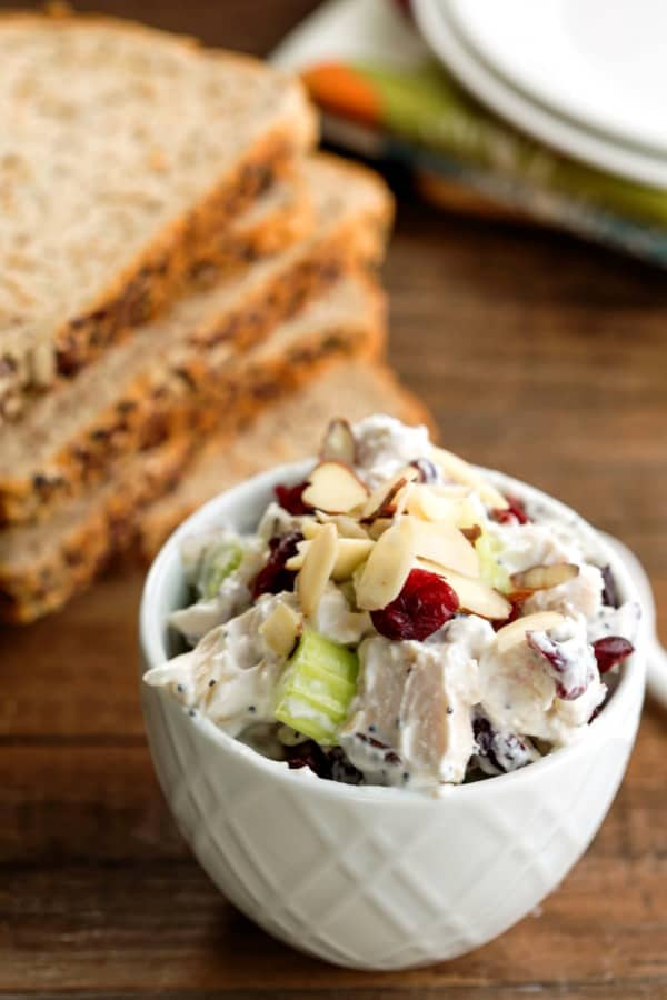 Healthy Chicken Salad Recipe With Greek Yogurt  Greek Yogurt Chicken Salad I Heart Eating