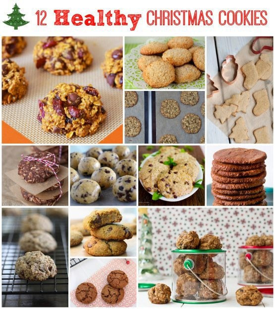 Healthy Christmas Cookies  12 Healthy Christmas Cookies Eating Bird Food