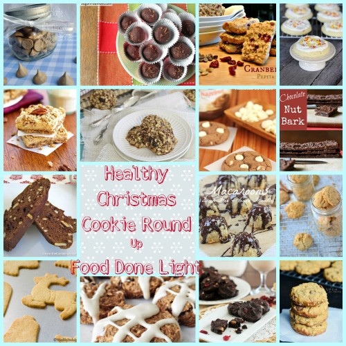Healthy Christmas Cookies  Best Healthy Christmas Cookie Recipes