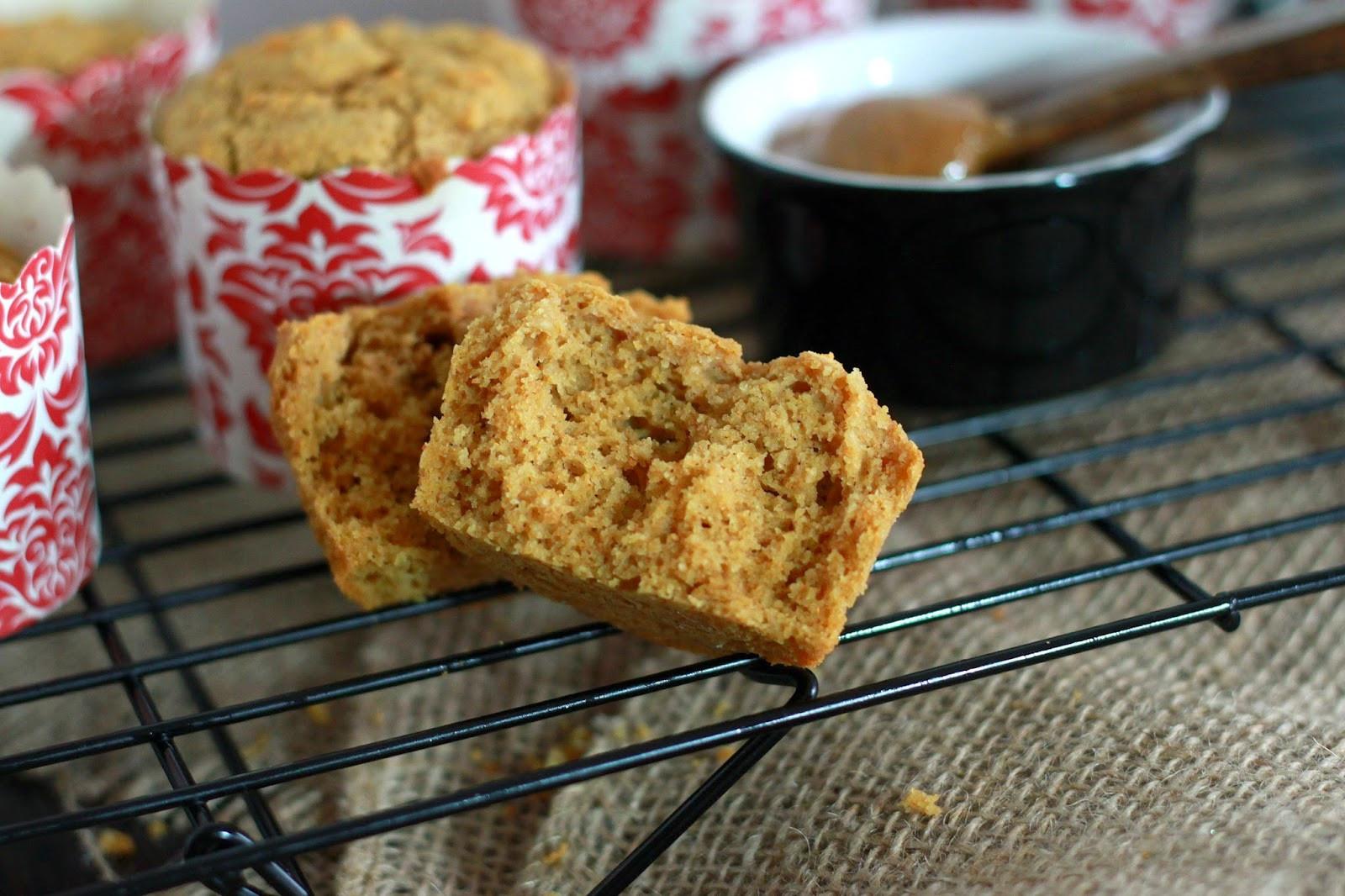 Healthy Cornbread Muffins  Feeding My Addiction Simple Healthy Cornbread Muffins