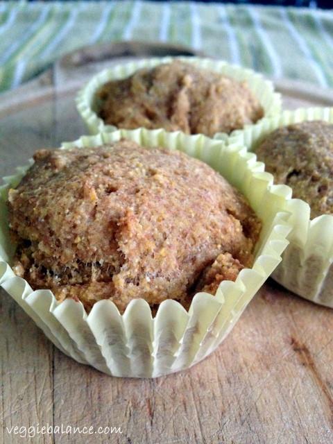 Healthy Cornbread Muffins  Healthy Cornbread Muffins VeggieBalance