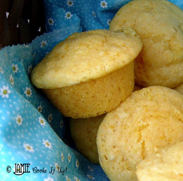 Healthy Cornbread Muffins  Healthy Corn Muffins