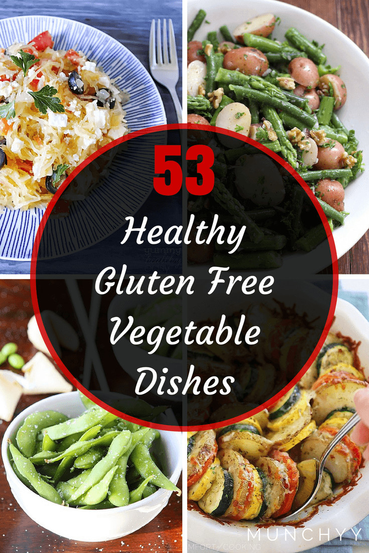 Healthy Dairy Free Recipes  53 Best Healthy Gluten Free Ve able Recipes Munchyy