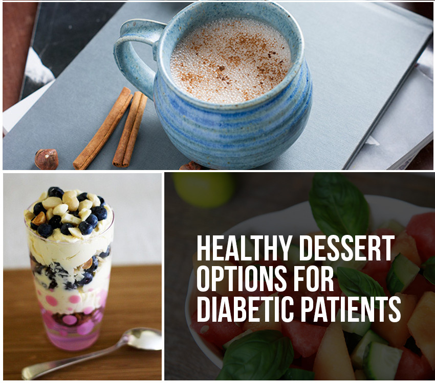 Healthy Desserts For Diabetics  Healthy and Yummy Deserts for Diabetes