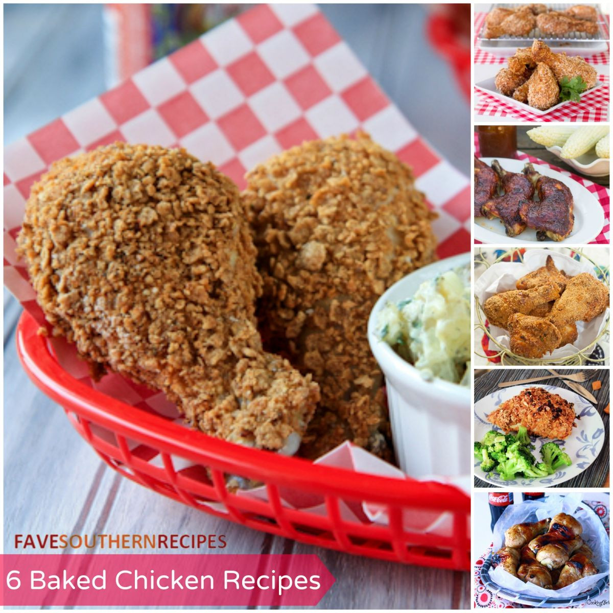 Healthy Dinner Ideas With Chicken  Healthy Meal Ideas 6 Baked Chicken Recipes