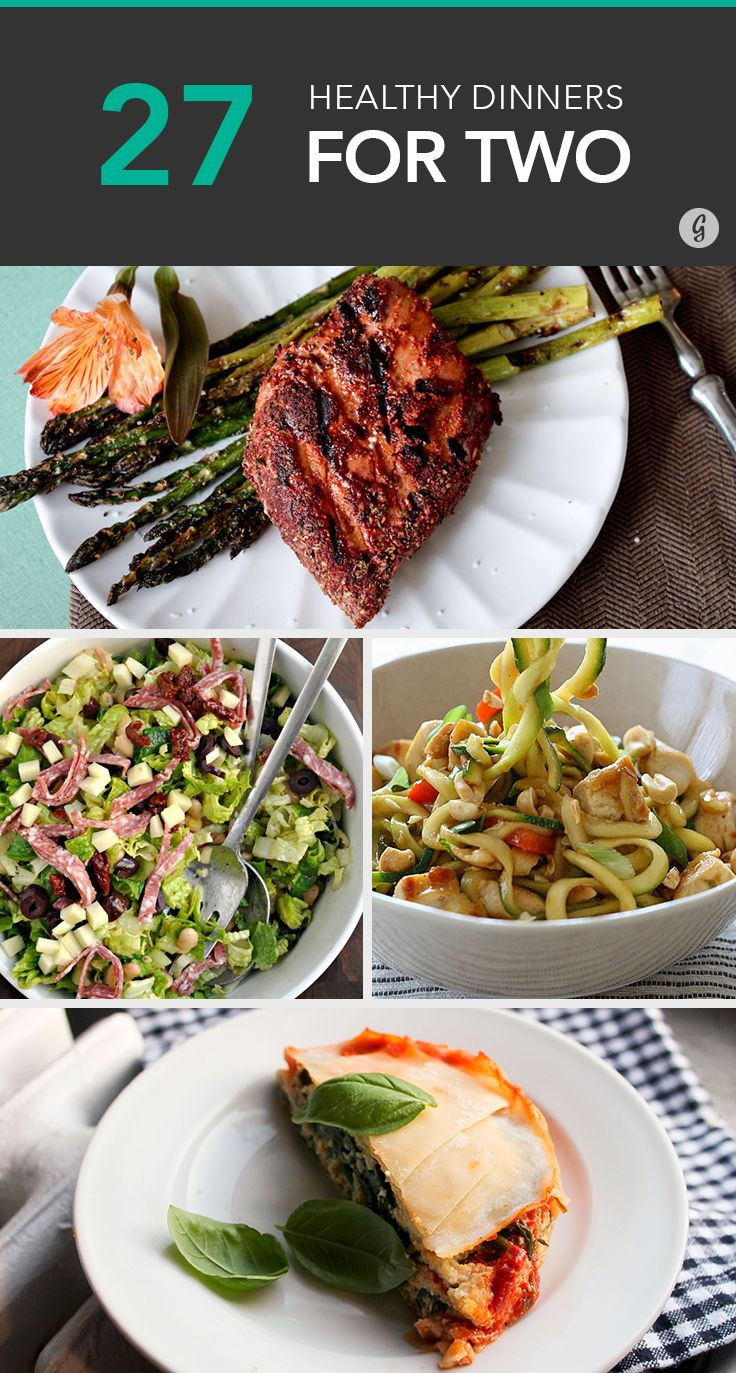 Healthy Dinner Recipes For Two  27 Healthy Dinner Recipes for Two GlavPortal