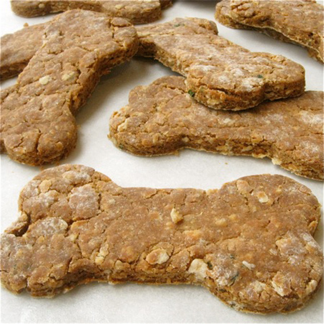 Healthy Dog Biscuit Recipe  12 Recipes for Homemade Dog Treats