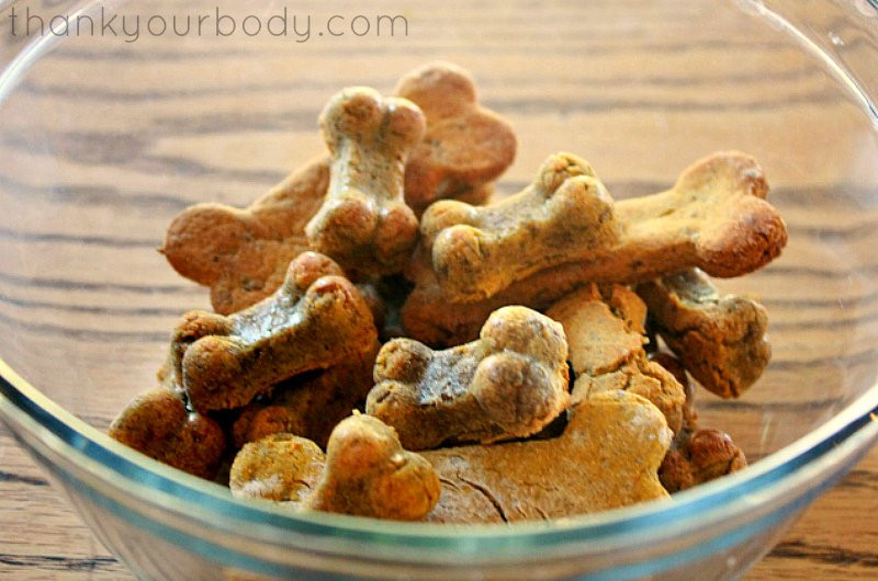 Healthy Dog Biscuit Recipe  Homemade healthy dog treats Recipe for carrot treats