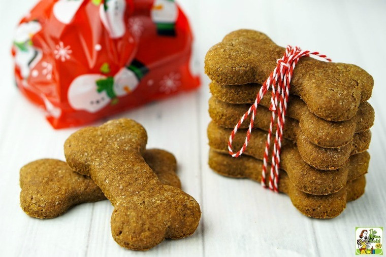 Healthy Dog Biscuit Recipe  Easy Homemade Dog Treats Your Dog Will Love
