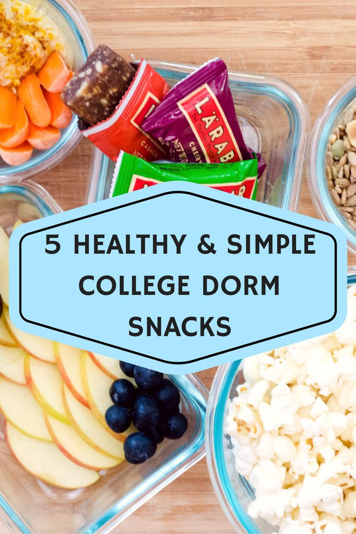 Healthy Dorm Room Snacks  17 Best ideas about College Snacks on Pinterest