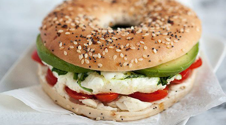 Healthy Egg Breakfast Sandwich  20 Healthy Egg Recipes for Breakfast