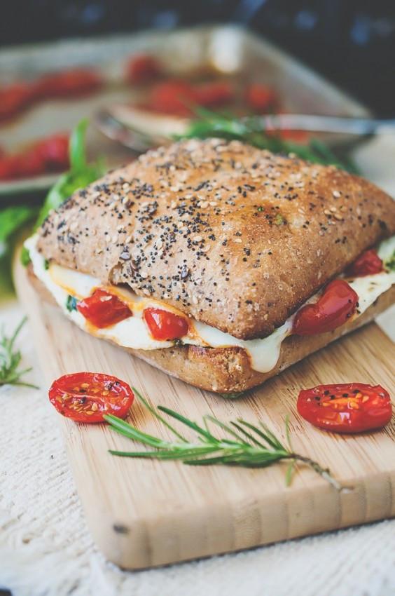 Healthy Egg Breakfast Sandwich  Breakfast Sandwich Recipes That Are Actually Healthy