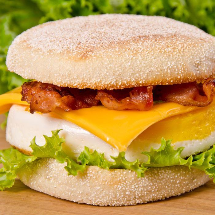 Healthy Egg Breakfast Sandwich  Healthy Breakfast Sandwich Recipes