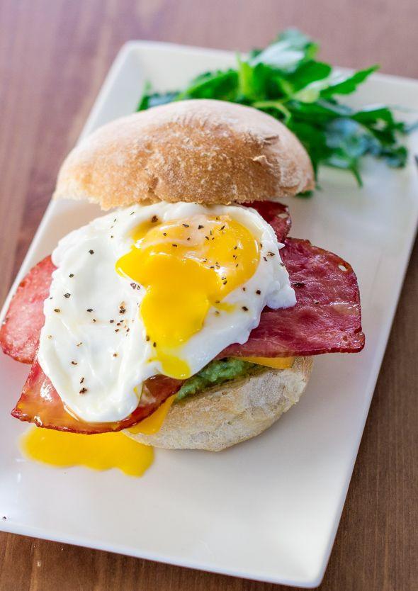 Healthy Egg Breakfast Sandwich  25 best ideas about Healthy breakfast sandwiches on