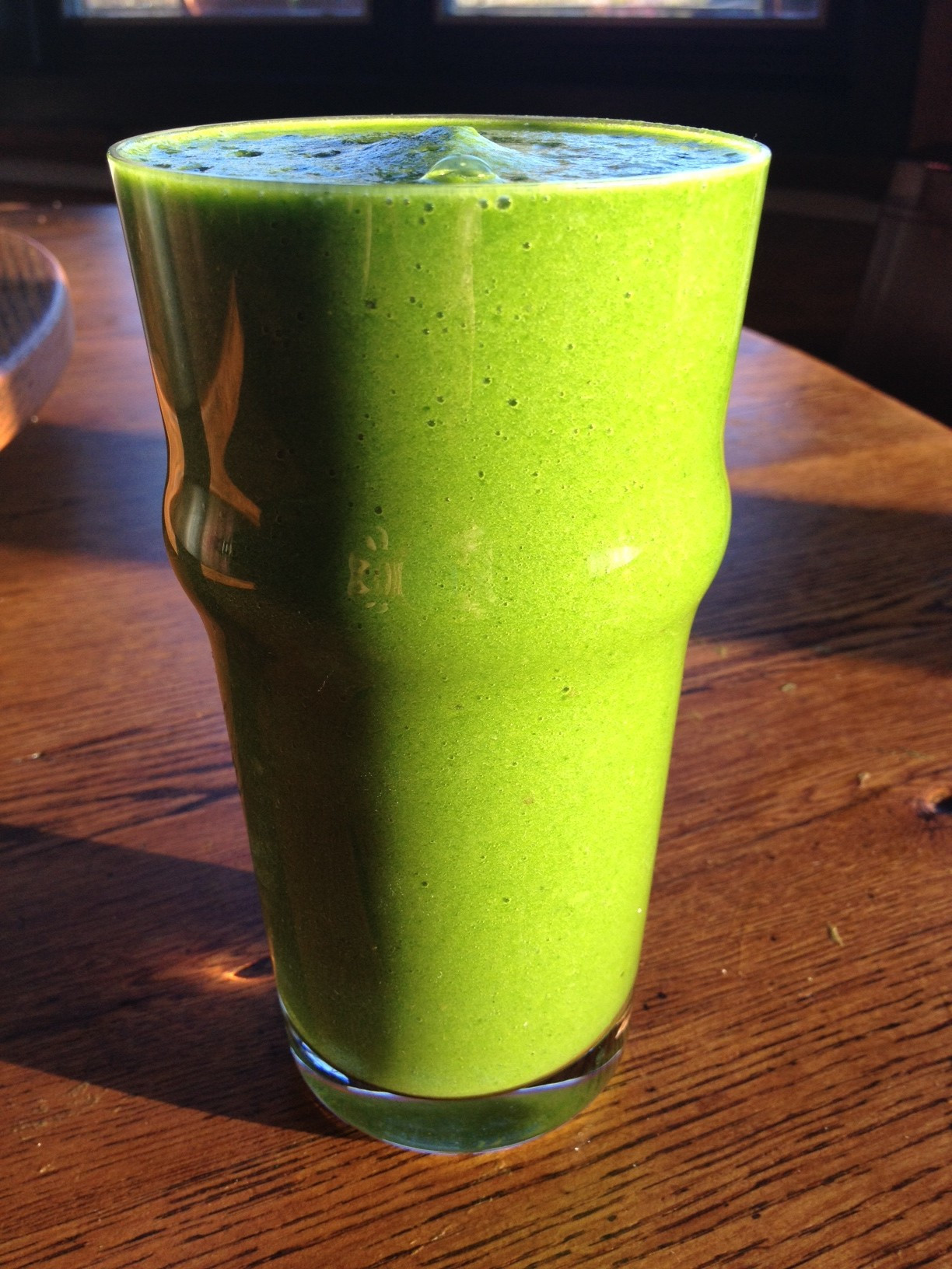 Healthy Filling Smoothies  Filling Green Smoothie