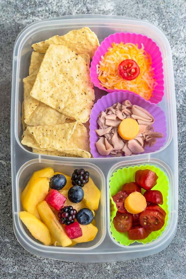 Healthy Foods For Kids School Lunches  8 Healthy & Easy School Lunches