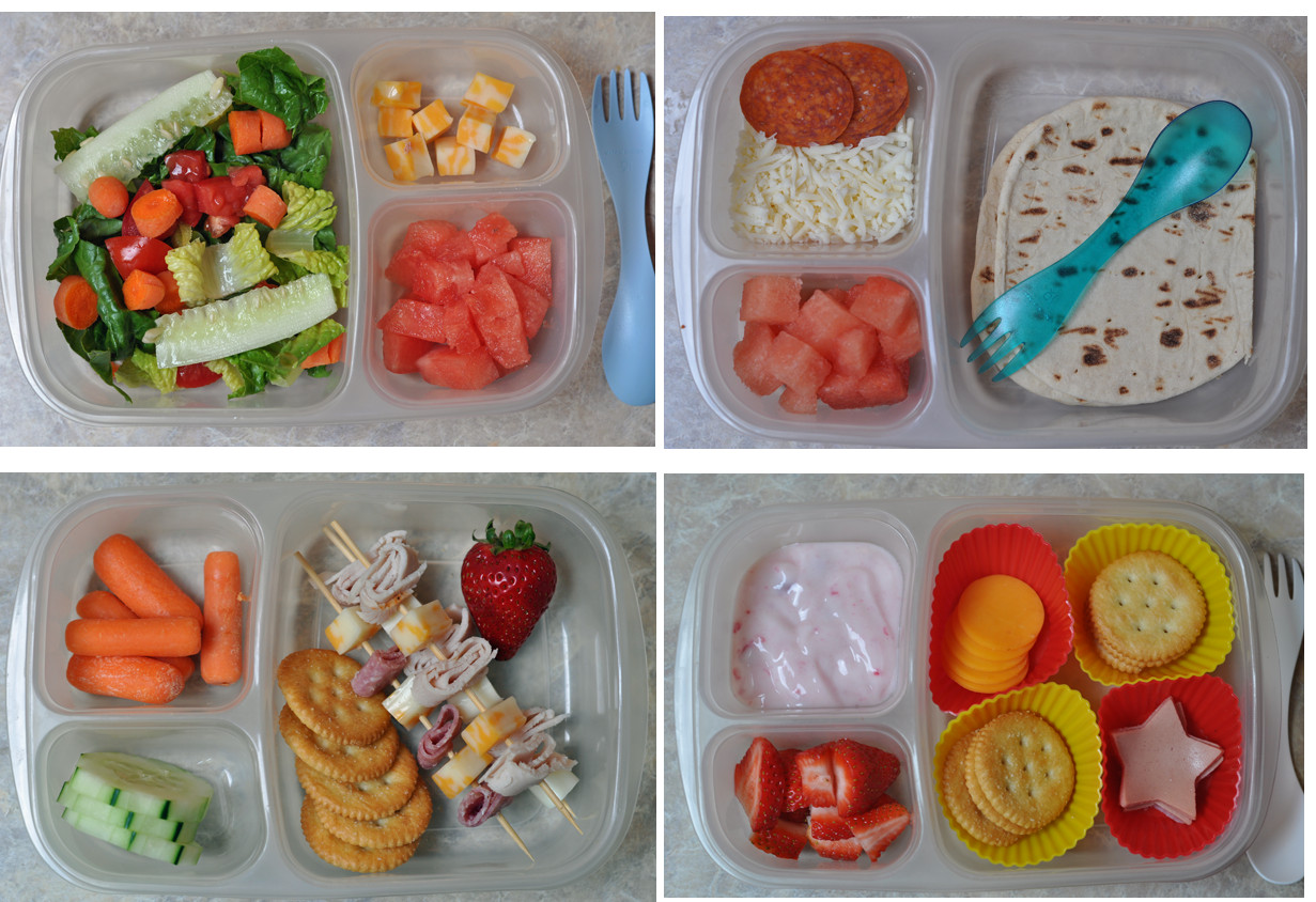 Healthy Foods For Kids School Lunches  Healthy School Lunch Ideas Mommy s Fabulous Finds